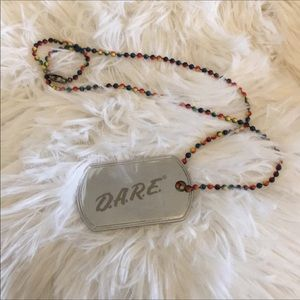 Jewelry - D.A.R.E. Necklace